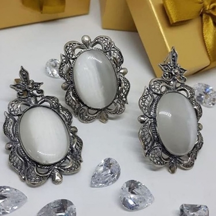 кольцо серебро женское без камня