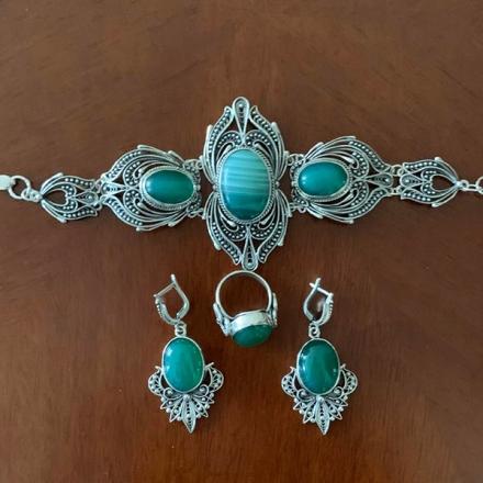 магазины ювелирных украшений серебро