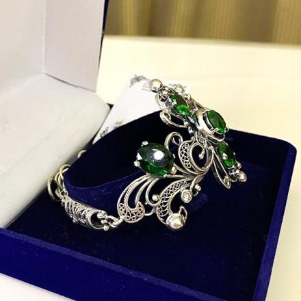 купить ювелирные украшения +из серебра