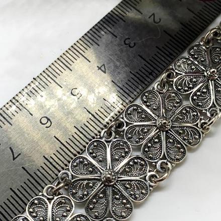 купить серебряные серьги черный