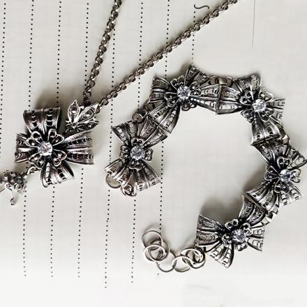 браслет соколов серебро