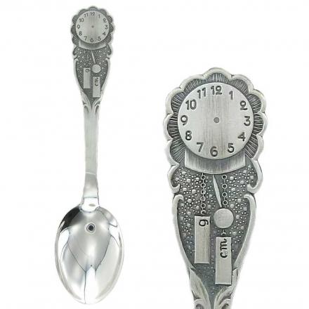 ложка чайная часы