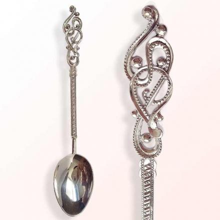 купить серебряную ложку недорого
