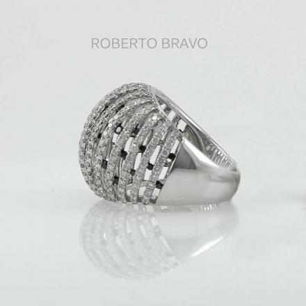 кольцо роберто браво