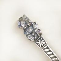 Маленькая серебряная ложка
