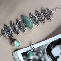 браслеты +из натуральных камней