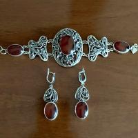 купить украшения +из натуральных камней +в екатеринбурге