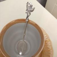 детская ложка из серебра