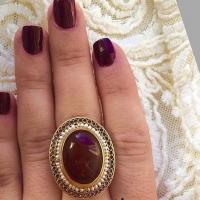 кольцо +с сердоликом +из серебра купить