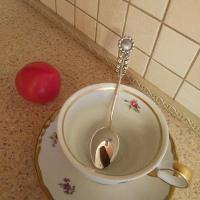 чайная ложка подсолнух