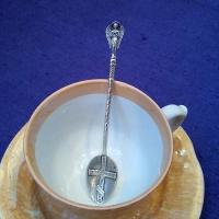 серебряный ложка