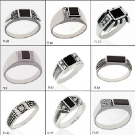 лазурит камень кольцо