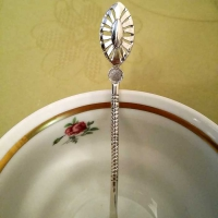 купить серебряную ложку дешево москва