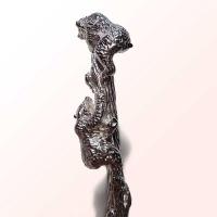 Серебряная  ложка Медведи