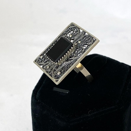 купить винтажное серебро украшения