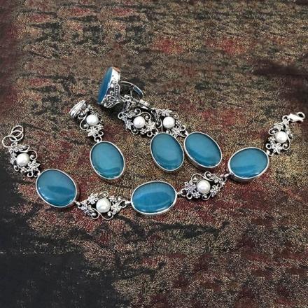 авторские украшения +из натуральных камней
