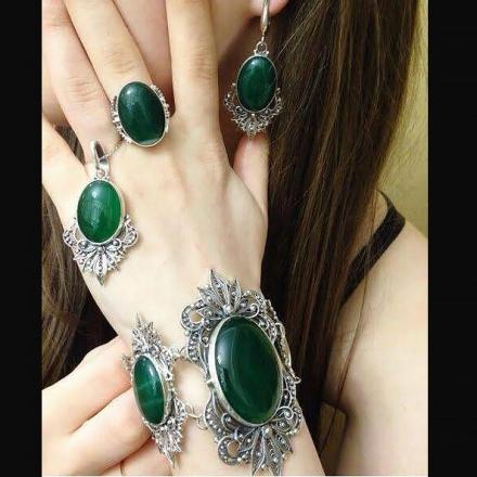 купить серебряные украшения +из армении