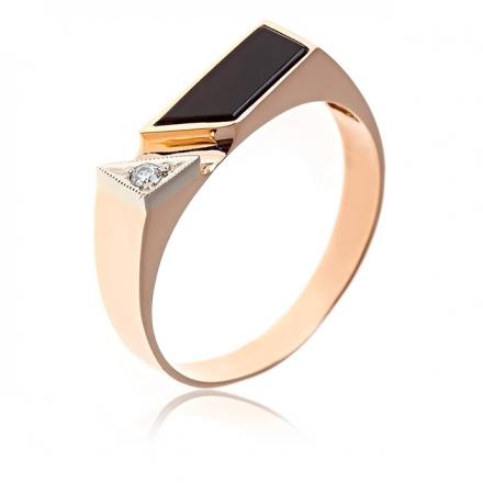 кольцо +с агатом мужское купить