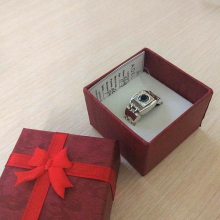 мужское кольцо +из серебра купить +в москве