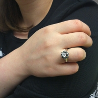 Серебряное кольцо СССР