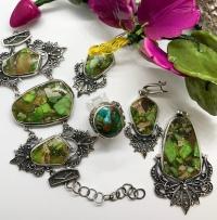 серебряные украшения +из армении