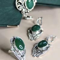 купить украшения +из натуральных камней авито