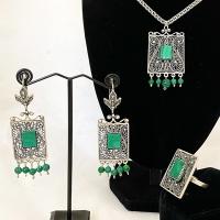 где купить серебро украшения