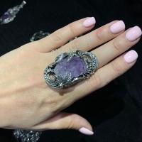 украшения +с крупными камнями