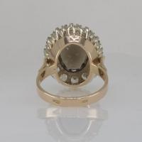 купить кольцо с раухтопазом