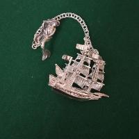 Очиститель  воды Корабль из серебра