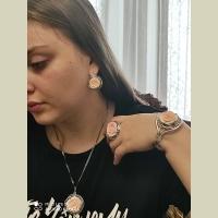купить кольцо +с барочным жемчугом