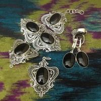 Серебро с сердоликом