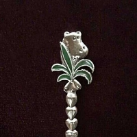 купить серебряную ложку  для ребенка