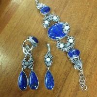 ювелирные украшения +из серебра +с натуральными