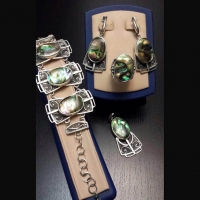 кубачинские браслеты +из серебра купить