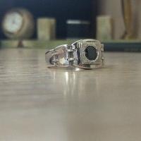 перстень мужской серебро москва