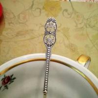 именные серебряные ложки